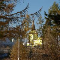 церковь, Надым
