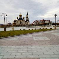 Набережная Саргина, Тарко-Сале