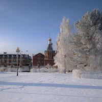 зима, Урай
