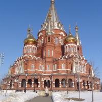 Свято-Михайловский собор 2006г., Ижевск