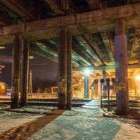 Под мостом, Можга