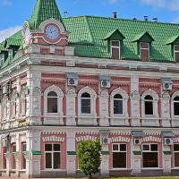 здание РКБ, Димитровград