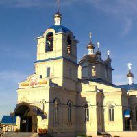 Храм  Николая  Чудотворца. Новый город, Ульяновск
