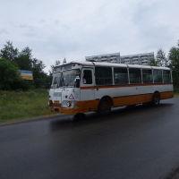 ЛиАЗ-677М, Амурск
