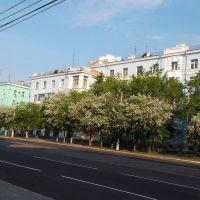 Весна, Комсомольск-на-Амуре