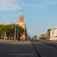 Площадь Ленина, Комсомольск-на-Амуре
