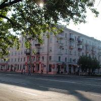 Проспект Ленина, Комсомольск-на-Амуре