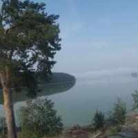 Синара Когда небо сливается с озером, Снежинск
