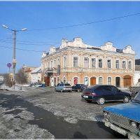Дом купца Жарова, Миасс