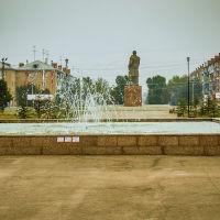 Новый фонтан 1.09.2017, Южно-Уральск