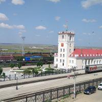 Вокзал, Забайкальск