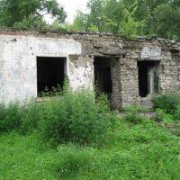 КПП возле штаба Нер. Завод, Нерчинский Завод