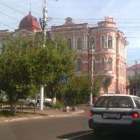 центр города, Чита