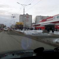 Магазин Магнит, Новочебоксарск
