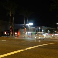 ночной город, Коффс-Харбор