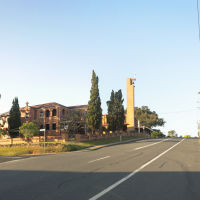 church, Коффс-Харбор