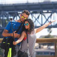 Итальянские туристы, Сидней