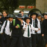 школьники, Сидней