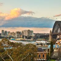 Harbour Bridge, Сидней