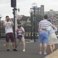 фото на память, Сидней