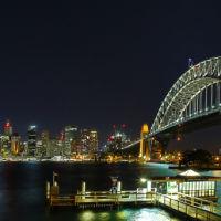 Ночной город, Сидней
