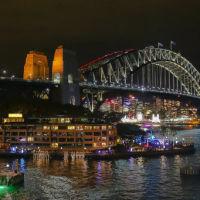 Вечер, Сидней