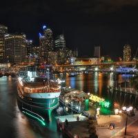 Дарлинг Харбор (Darling Harbour), Сидней