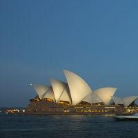 Опера хаус (Opera house), Сидней