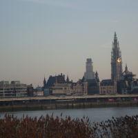 Antwerpen /Nikolai Romanov., Антверпен