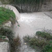 Река Гурджана, Шеки