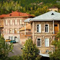 Дома построенные в н. XIX в., Шеки