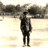 Мой отец Венер Ильясович Вахитов в Пархаре 1958 год, Пархар