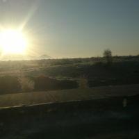 Утро  в  пустыне, Джебел