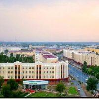 Нукус. Новостройки в старом городе , Нукус