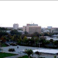 Нукус. Панорама города, Нукус