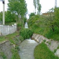 Водосброс бывшей ГЭС, Касансай