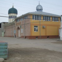 "мечеть ""Содод"", Касансай"