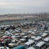 автовокзал у рынка, Касансай
