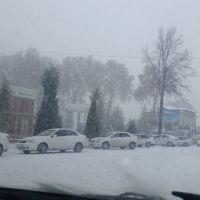 Зима в Касансае, Касансай