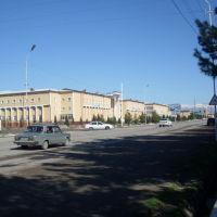 Колледж  связи, Касансай