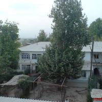 Двор между 57 и 59 домом, ул. Гулистан, Денау