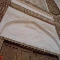 Двери резные, медресе Саид-Аталык, Денау