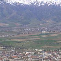 Вид из горных мест, Газалкент