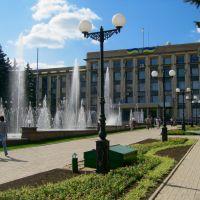 Здание городского совета по ул.Артёма, Донецк
