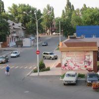 Ул.Бурмистрова, Енакиево