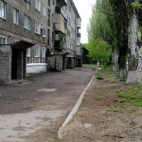 Ул.Гагарина,дом 2Б, Енакиево