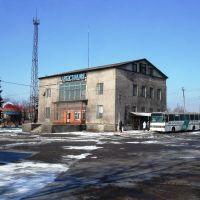 Автостанция, Енакиево