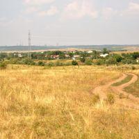 дорога на Веровку, Енакиево