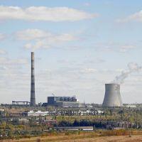 Электростанция  ЗуГРЭС-2, Зугрэс