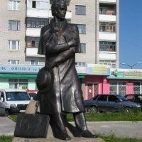Памятник Шевченко, Новоград-Волынский